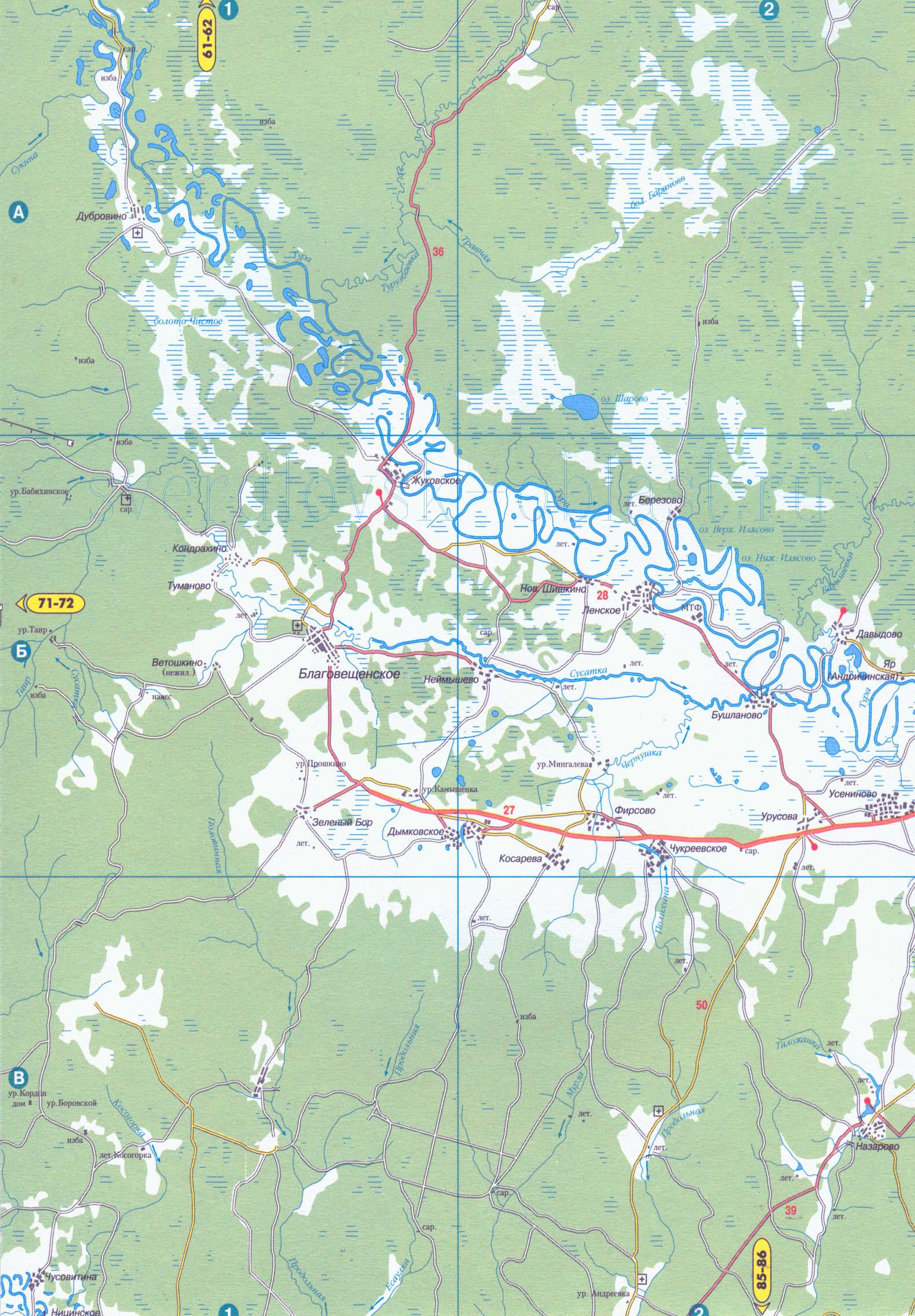 Адресная карта города Королев на сайте геоКоролёв