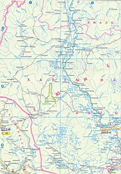 карта свердловской области с городами и поселками подробная скачать - фото 10
